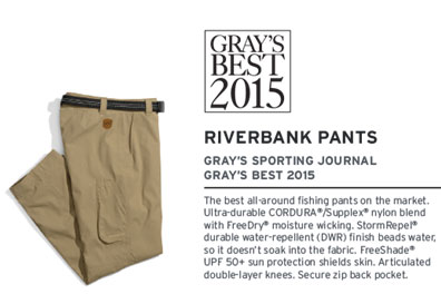 Riverbank Pants