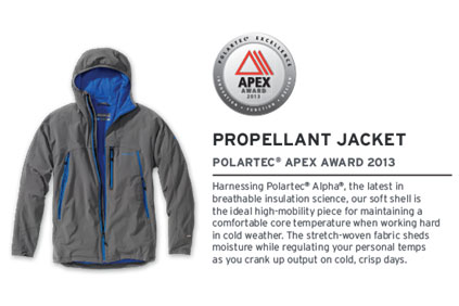 Propellant Jacket