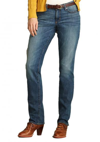 StayShape® Straight Leg Jeans - Slightly Curvy