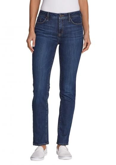 Elysian Jeans - Slim Straight Leg - High Rise - Slightly Curvy