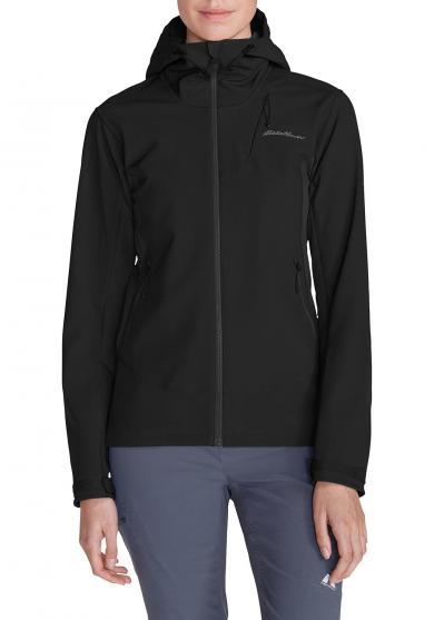 Sandstone Shield Jacke mit Kapuze