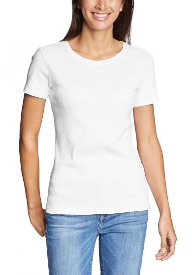 Favorite Shirt - Kurzarm mit Rundhalsausschnitt Damen