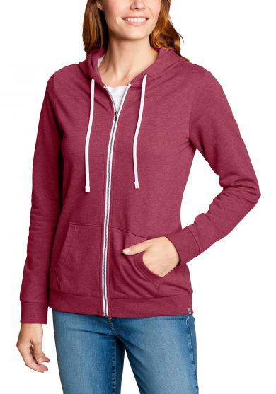 Camp Fleece Kapuzenjacke Damen online kaufen | Eddie
