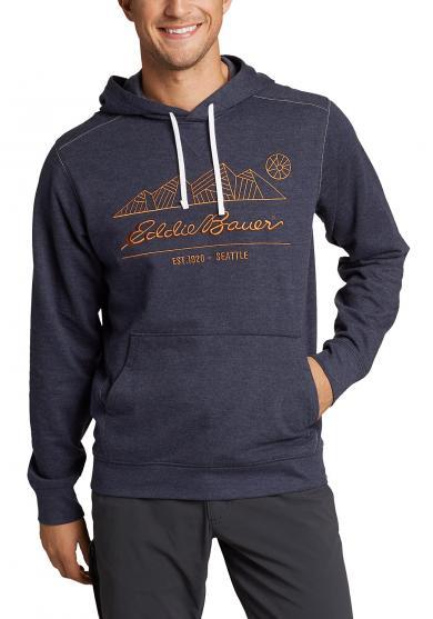Camp Fleece Sweatshirt Bedruckt Herren online kaufen