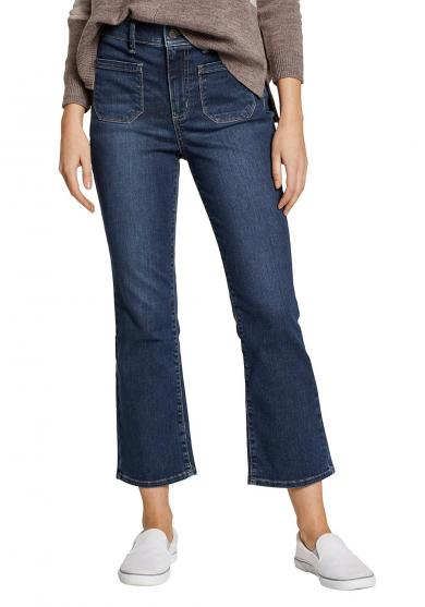 Elysian Jeans - Wide Leg - High Rise- Slightly Curvy