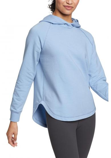 Cozy Camp Sweatshirt mit Kapuze Damen