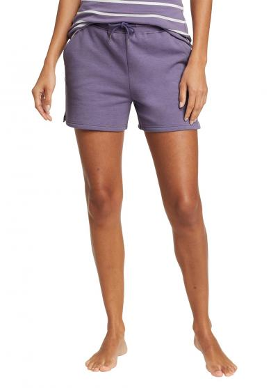 Cozy Camp Fleece Shorts Damen